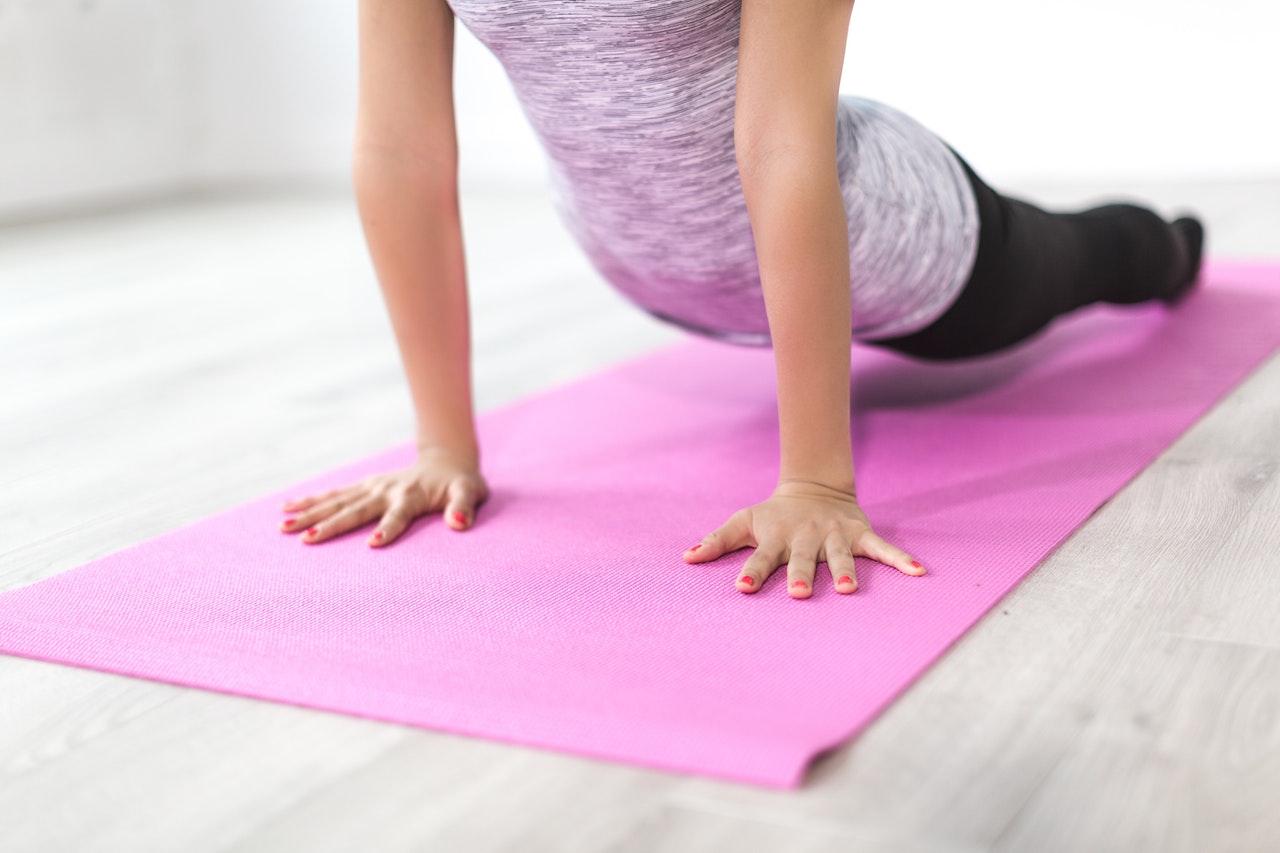 Yoga Uden